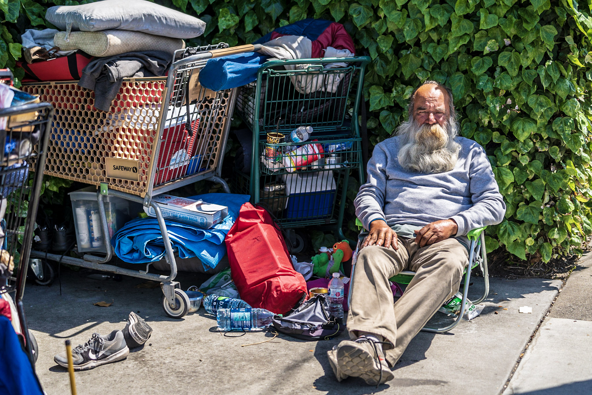The Wheel of Fortune: Why Looking Down on the Poor and Disadvantaged Is a Bad Idea