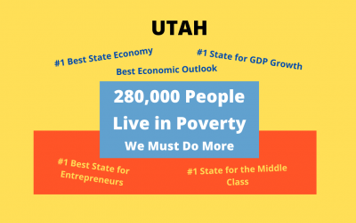 A Strong Economy Isn't Enough: 280,000 Utahns Live in Poverty and Need Help